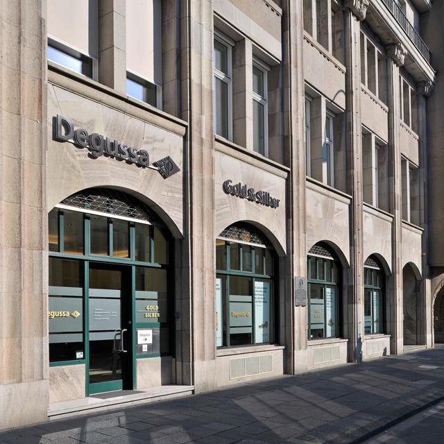 Degussa Niederlassung Köln