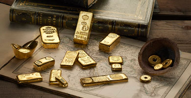 Degussa Goldhandel Eigene Münzen in Silber und Gold kreieren