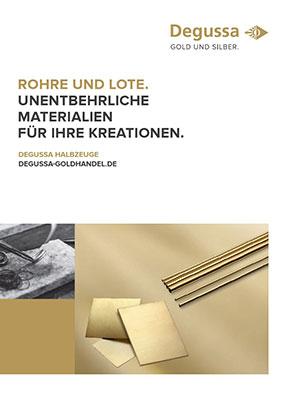 Produktdatenblatt Rohre und Lote