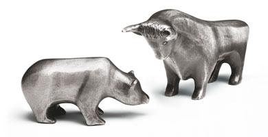 Degussa Goldhandel a bull in a bearish gold market