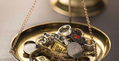 Degussa Goldhandel wie aus Altgold Geld wird