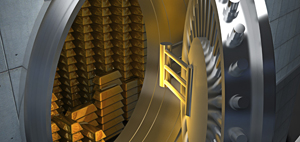 Degussa Goldhandel Einlagerung