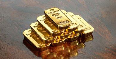 Degussa Goldhandel Gold ist in