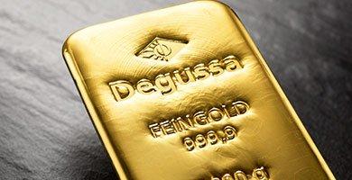 Degussa Goldhandel Gold kaufen