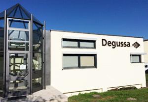 Degussa Standort Pforzheim