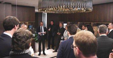 Eroeffnungsfeier Degussa Goldhandel Augsburg