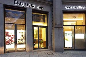 Degussa Altgold Ankauf vor Ort