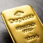 Degussa Goldhandel 1 kg Gold Barren