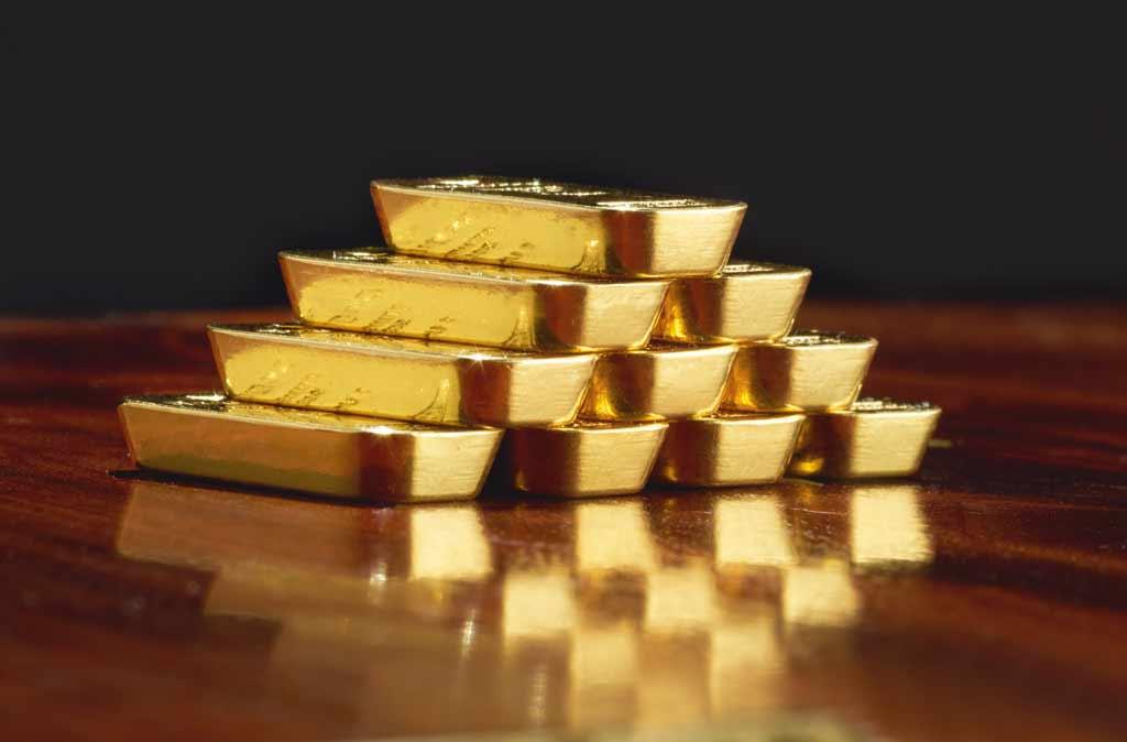 Degussa-Goldhandel-Goldbarren-pyramide2