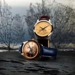 Degussa-Goldhandel-Kruegerrand-Uhren