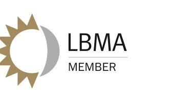 Degussa Vollmitglied der LBMA