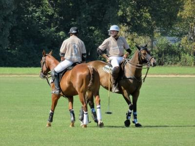 Degussa Goldhandel Polo-Turnier