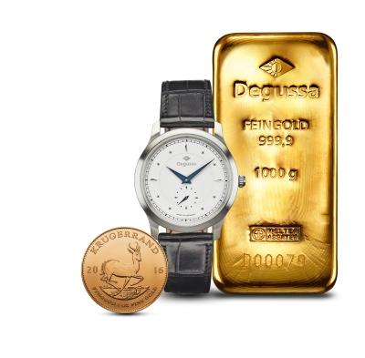 Degussa Goldhandel Stellenanzeige