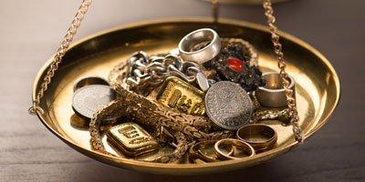 Degussa Goldhandel Altgoldzentrum München