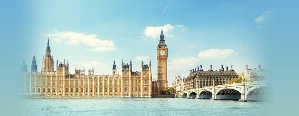 Wahlausgang England