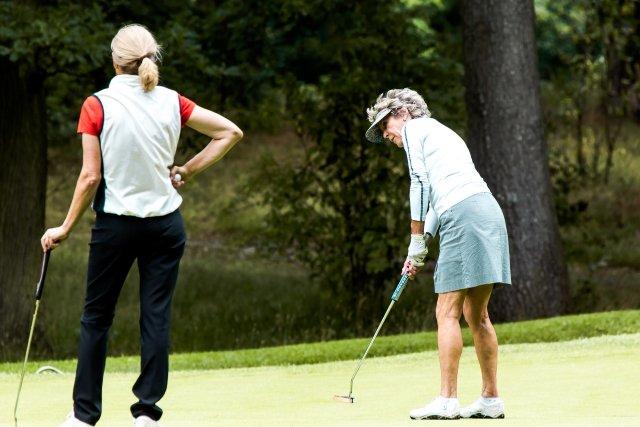 Degussa Golfturnier Early Bird