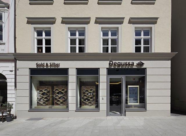Degussa Augsburg außen