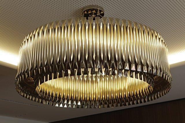 Degussa Augsburg Leuchte