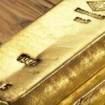 Degussa News Goldbarren