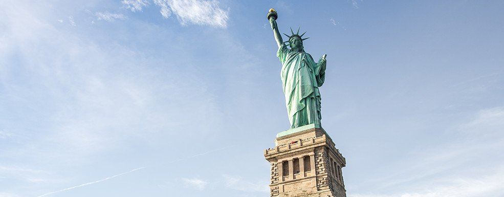 Degussa News Statue Liberty
