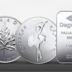 Degussa Goldhandel Palladiumpreis uebersteigt erstmalig den Preis fuer Platin