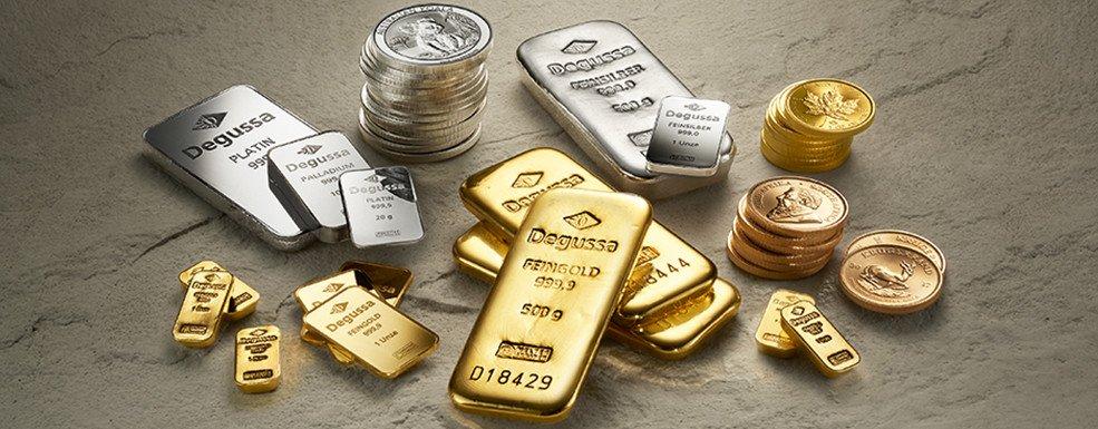 Was muss ich beim Kauf von Barren und Münzen beachten?