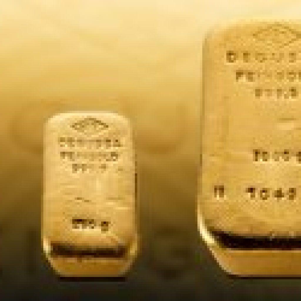 scheideanstalt düsseldorf goldpreis