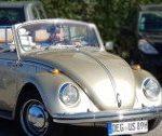 Degussa Niederlassung Augsburg nimmt an Oldtimer Rallye teil