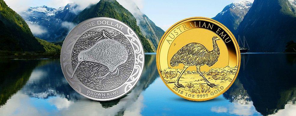 Exotische Anlage-Münzen – Zahlt sich der Aufpreis bei der späteren Wertentwicklung aus?