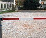 Parkplatz Frankfurter Niederlassung ab sofort wieder nutzbar