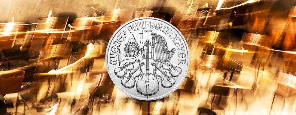 Wiener Philharmoniker in Silber: Bestseller und Botschafter für Europa