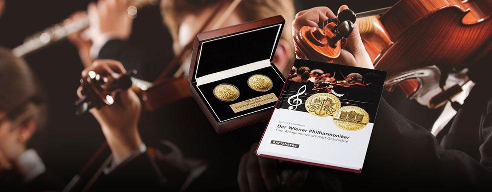 30 Jahre Wiener Philharmoniker: Ein besonderes Set würdigt Europas Bullion-Botschafter
