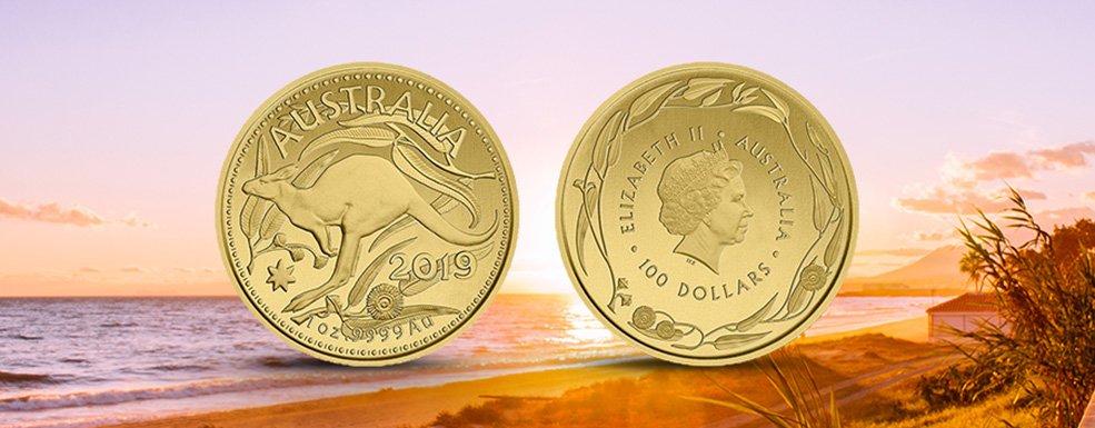 Goldmünze der Royal Australian Mint: Känguru wird zum Geheimtipp für Anleger