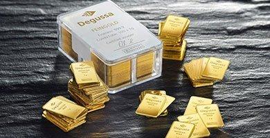 Gold: Gutes Geld in unsicheren Zeiten