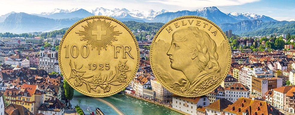 XXL-Vreneli in Gold: Eine der seltensten Münzen Europas begeistert Sammler und Anleger