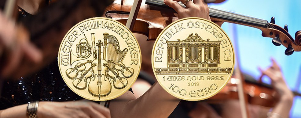 Wiener Philharmoniker in Gold: Die europäische Antwort auf den Krügerrand