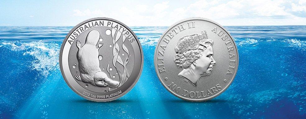 """Platin-Anlagemünze: Mit dem """"Platypus"""" von der Weißmetall-Hausse profitieren"""
