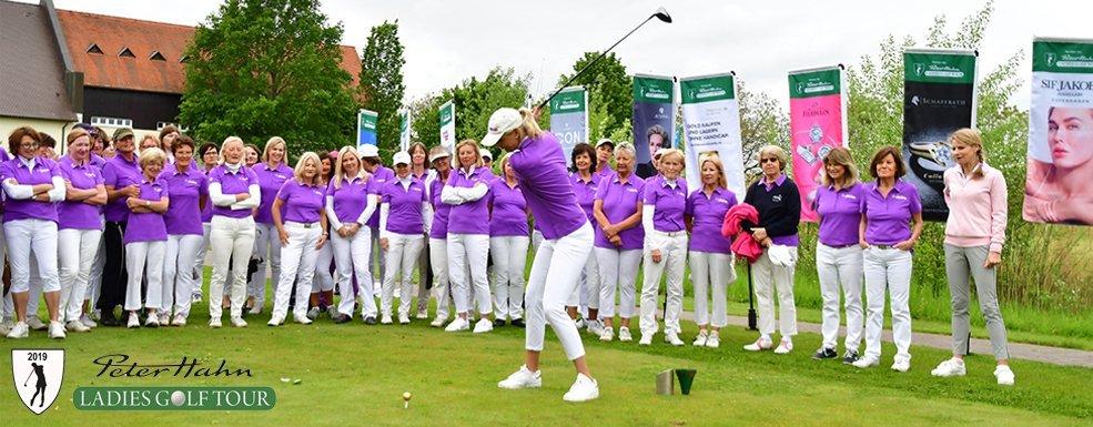 Startschuss für die Peter Hahn Ladies Golftour 2019 im GC Heddesheim