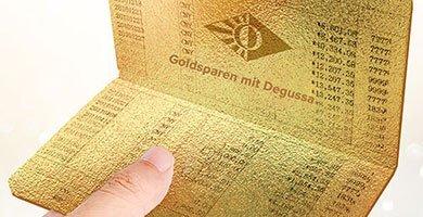 Goldsparpläne: Mit regelmäßigen Sparraten in Gold investieren