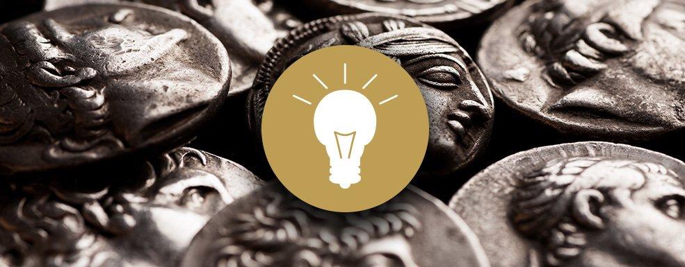 Investieren in historische Münzen: Sieben Tipps für Anleger und Sammler