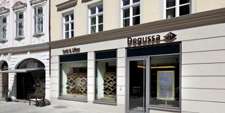 Degussa Niederlassung Augsburg
