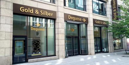 Degussa Niederlassung Stuttgart