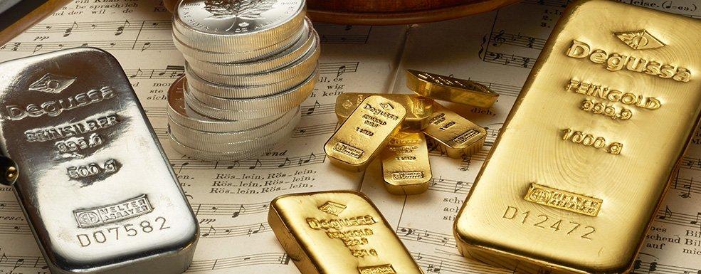 Gold-Silber-Ratio: Entspannung nach Extrem-Wert