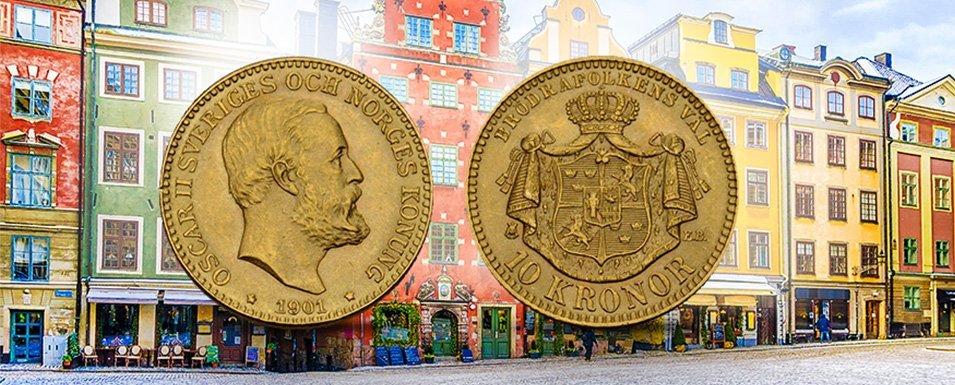 Goldmünzen aus Schweden: Ein Skandinavien-Euro mit Edelmetall-Absicherung