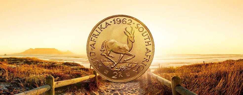 Rand-Goldmünzen aus Südafrika: Krügerrand-Vorläufer und Sovereign-Konkurrent