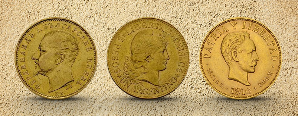 Historische Goldmünzen: Ein ideales Geschenk – nicht nur zu Weihnachten
