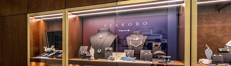 VIAKORO Store Pforzheim