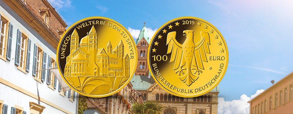 Deutsche Goldmünzen: Fulminanter Abschluss der Serie zum Unesco-Welterbe