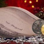 degussa weihnachtsthaler 2019 stuttgart 1