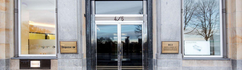 Degussa Niederlassung Hamburg